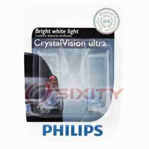 Philips High Beam Indicator Light Bulb for Cadillac Allante 1992 Electrical xb