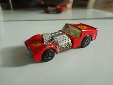Matchbox Superfast Road Dragster in Red