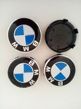 4X COPRIMOZZO CERCHI IN LEGA BMW NUOVE SERIE 2-5-X1-X2-X3 ecc. 56mm (LEGGI BENE)