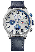 TOMMY HILFIGER Casual Sport Multifunktion Herrenuhr 1791240