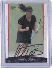 Aravane Rezai 2012 Ace Authentic Grand Slam 3 2008 Matchpoint Buyback Autograph