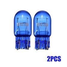 T20 7443 W21/5W R580 Halogen White Turn Signal Stop Brake Tail Light Bulbs x2Pc