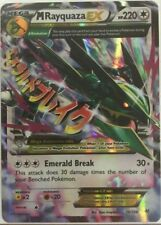 Mega Rayquaza EX - 76/108 - Ultra Rare - XY Roaring Skies - Pokemon Single Card