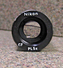 NIKON CF PL 5X 23MM MICROSCOPE PHOTO EYEPIECE PL 5X - MPC91020