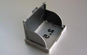 "Blendschutz für 2.5 Zoll Displays LCD Screen Hood 2.5"" for Nikon silver"