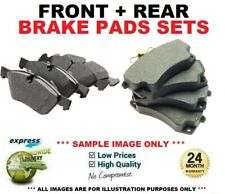 FRONT + REAR AXLE BRAKE PADS for BMW 3 Touring (E91) 320 d 2010-2012