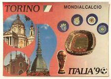 Cartolina Torino Mondialcalcio Italia 90