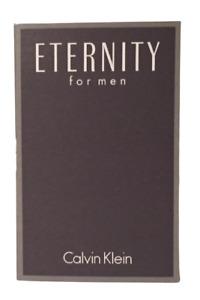Calvin Klein Eternity Eau de Toilette For Men .04 oz. Sample