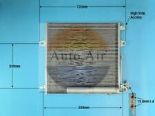 Ajuste con Condensador de aire acondicionado Mercedes GL320 X164 16-1331 3L
