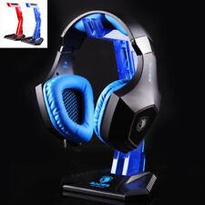 SADES Gaming Cradle Headphone Headset Stand Hanger Holder Bracket Rack Holder