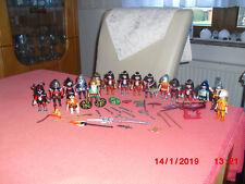 Playmobil. Asien Ritter Samurai Figuren mit Waffen , Konvolut, 17 Stück