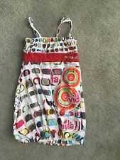 Desigual Girls' Dress size 5/6 EEUC