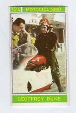 figurina - CAMPIONI DELLO SPORT PANINI 1967/68 - N. 324 MOTOCICLISMO DUKE