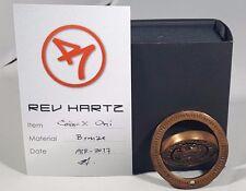 Rev Hartz Coin-x w/ packaging like ZeroFeud Rotablade & Torqbar