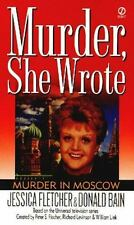 Murder in Moscow (Murder, She Wrote)-ExLibrary