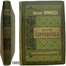 David Copperfield 1885 Charles Dickens Hachette littérature anglo-saxonne