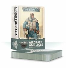 Warhammer - Aeronautica Imperialis: Aircraft and Aces Imperial Navy Cards