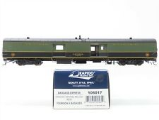 HO Scale Rapido 106017 CN Canadian National Express Baggage Passenger Car #9235