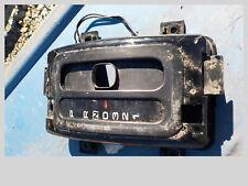 96-99 Subaru Legacy Outback Automatic Shifter Bezel Gear Selector Trim - Genuine