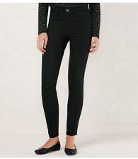 Lauren Conrad Black Skinny Dress Knit Pants NWT Size 18 Plus Size