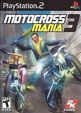 Motocross Mania 3 PlayStation 2 Video Game ***FREE SHIPPING***