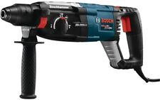 Rotary Hammer Drill 8.5 Corded 1-1/8 In Sds-Plus Variable Speed Auxiliary Handle