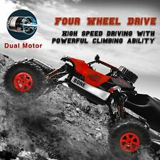 Waterproof 4WD RC Monster Truck Crawler Remote Control  Car Off Road Vehicle Toy