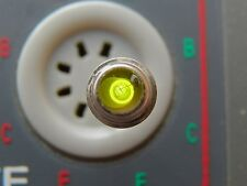 3L102V (4mm) ex-USSR GREEN Light Emitting Diodes QTY=20