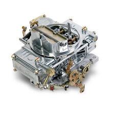 Holley 0-1850SA 600CFM ALUMINUM 4bbl Carb Manual Choke Factory Refurbished
