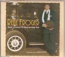 RENE FROGER ft ANITA DOTH - that's when CDM Eurodance