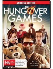 The Hungover Games (DVD, 2014)