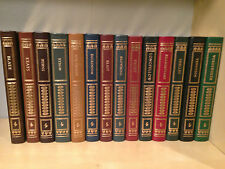 Easton Press ONE BOOK ONLY - LIBRARY OF GREAT POETRY 25 books to choose from