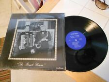AN EVENING WITH SATINESQUE LP- THE GREAT YEARS-BY SATINESQUE-10131213 N. MINT