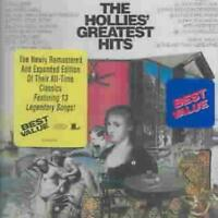 THE HOLLIES - THE HOLLIES' GREATEST HITS [REMASTER] USED - VERY GOOD CD