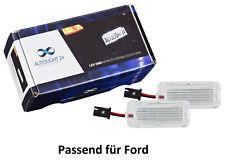 Premium LED Kennzeichenbeleuchtung für Ford S-Max C-Max Focus Mondeo Kuga KB8