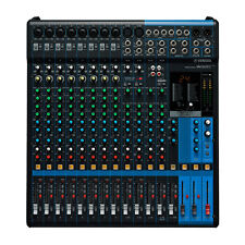Yamaha MG16XU 12 Channel Mixer w/ Effects, USB, 4 Aux Sends Free Shipping!!