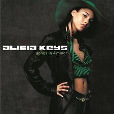 Alicia Keys Songs in a Minor LP Vinyl 33rpm