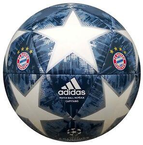 Adidas Bayern München Fußball FCB  Finale 18 Ball Champions League Sterne
