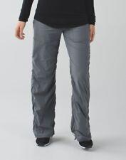 NWT NEW Lululemon Studio Pant II *No Liner Slate Gray Sz 10