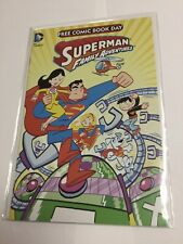 2012 DC Comics SUPERMAN FAMILY ADVENTURE+ Green lantern Young justice S.S.