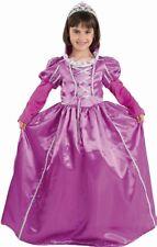 Déguisement Fille Princesse Raiponce 8 Ans Costume Enfant Dessin Animé