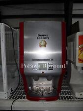 Douwe Egberts C60 Coffee Cappuccino Latte Hot Water Machine Brewer Dispenser