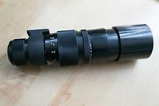 Asahi Pentax Tele-Takumar 400mm f5.6 42 Lente De Montaje Tornillo. M Canon, NEX, Micro