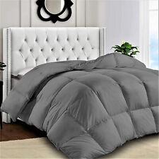 Luxury Bedding Comforter Duvet Insert With Corner Tab King Queen Size All Season