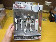 BANDAI - MOBILE in SUIT in AUTION - Gundam - RX-93 V GUNDAM - Mini Toy Figure