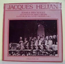 33T Jacques HELIAN Orchestre Disque LP ETOILE DES NEIGES Collec OR MUSIDISC 1525