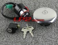 Gas Fuel Tank Cap Petrol Locking Suitable for Suzuki GN125