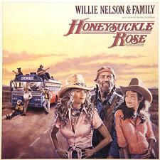 HONEYSUCKLE ROSE Willie Nelson & Family NED Press Cbs 22080 1980 2 LP