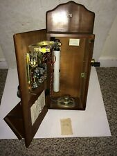 Vintage 50's/60's Hand Crank Telephone AM Radio,Audition,8 Transistor,Japan,713,