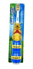 Oral-B Stages Disney Winnie The Pooh Power Battery Kids Toothbrush